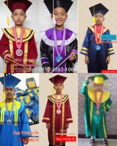 distributor baju wisuda sd Maluku